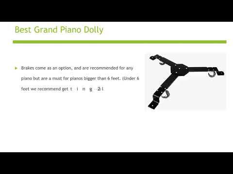 Grand Piano Dolly