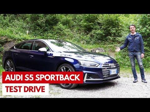 Audi S5 Sportback | Test drive, pregi e difetti