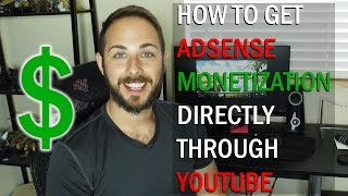 How To Get AdSense For YouTube Without a Website - YouTube Direct Monetization