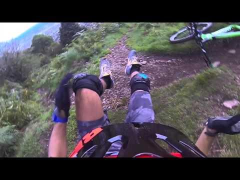 Mountain Biking in the Malvern Hills