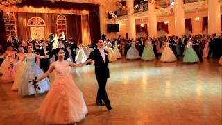 Polonaise (Pushkin Ball 2011)