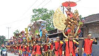 Jaran Goyang - Odong odong Karawang Singa Dangdut TSR Galaksi di Klari 06 Januari 2018