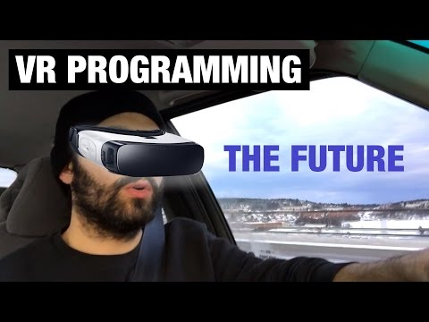 VR Programming & The Desk Generation | Code Walks 057