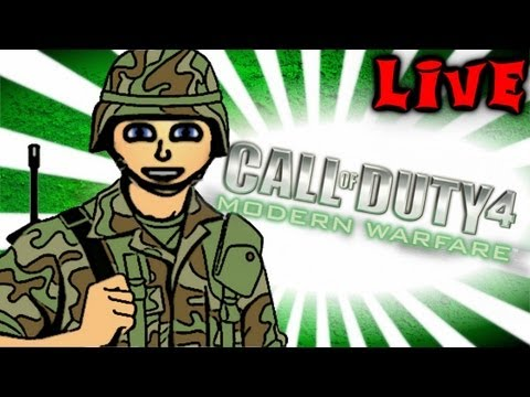 Modern Warfare Reflex | ★Live Stream★ |17th March 2012
