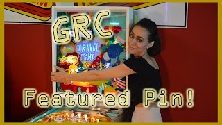 1973 Travel Time Pinball Machine ~ GRC Featured Pin of the Week!