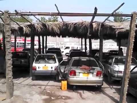 Rahooja se Pir Jo Goth ka safar by road Khairpur Mirs Sindh