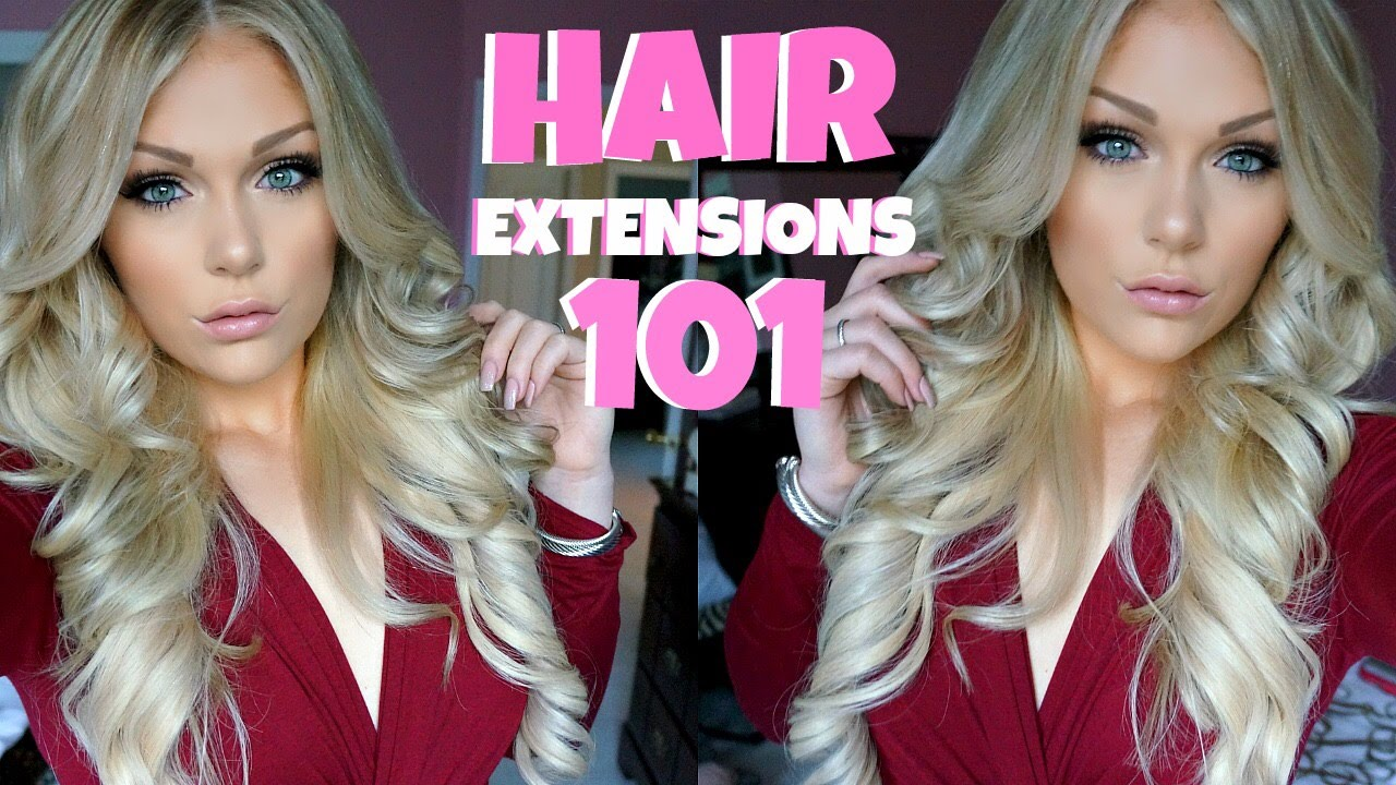 Hair Extensions 101 Bellami Hair Review More Youtube