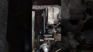 свист на двигателе М110