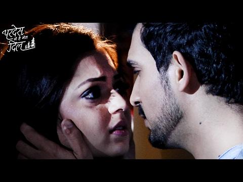 Raghav - Naina Get Romantic After He Saves Her | परदेस में है मेरा दिल | Pardes Mein Hai Mera Dil thumbnail