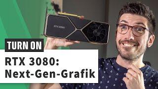 RTX 3080 vs. RTX 2080 Super: So gut ist Nvidias neue Grafikkarte