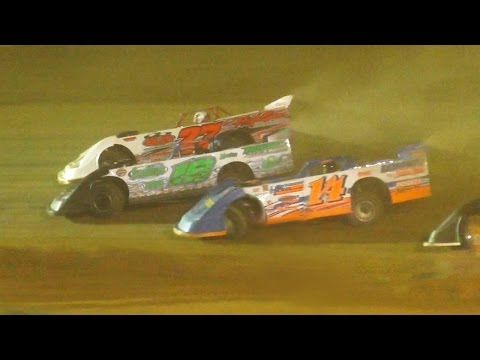 Super Late Model Feature | Tyler County Speedway | Topless 50 | 7-8-16
