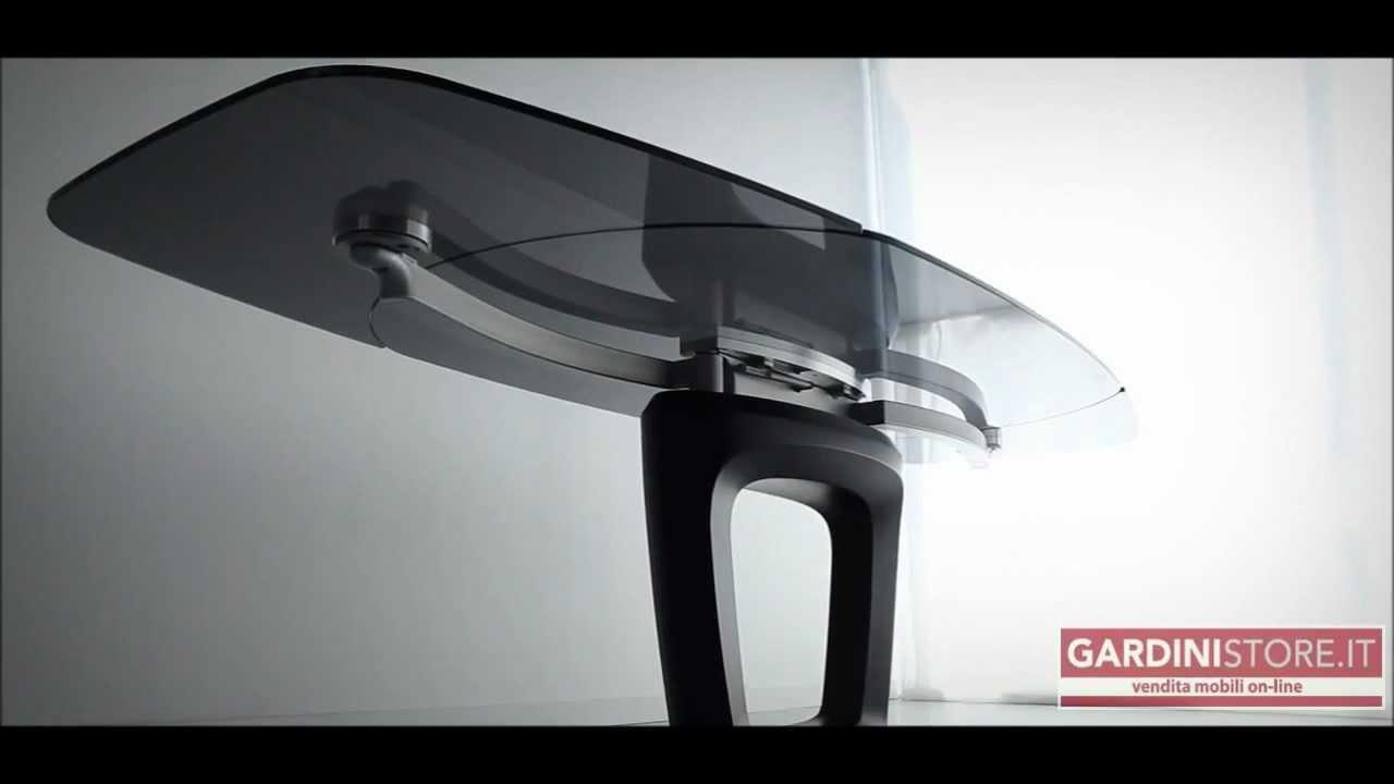 Tavolo Orbital Calligaris - GARDINISTORE - YouTube