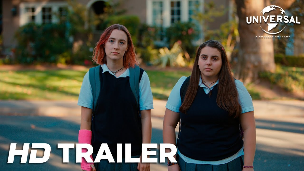 Lady Bird - A Hora de Voar - Trailer Oficial 2 (Universal Pictures) HD