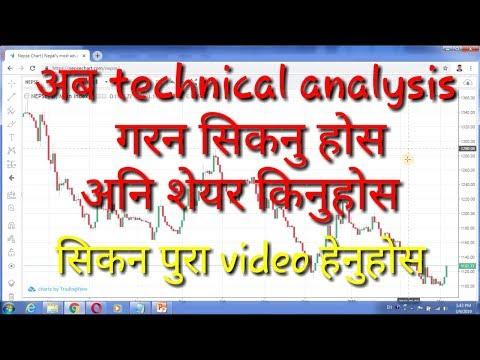 Nepal Stock Exchange/nepal Share Market/learn Nepse Analysis