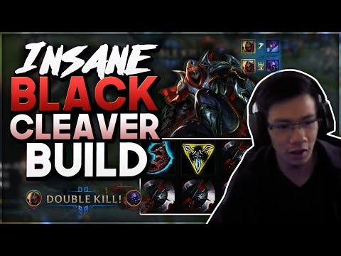 HOW TO ABUSE PRE SEASON: OP NEW BLACK CLEAVER BUILD!!
