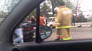 Страшная авария перед п. Небуг 7 ноября 2015г