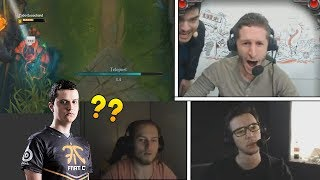 Quand Cabochard essaie d'imiter SOAZ - Best of LoL Stream FR #17