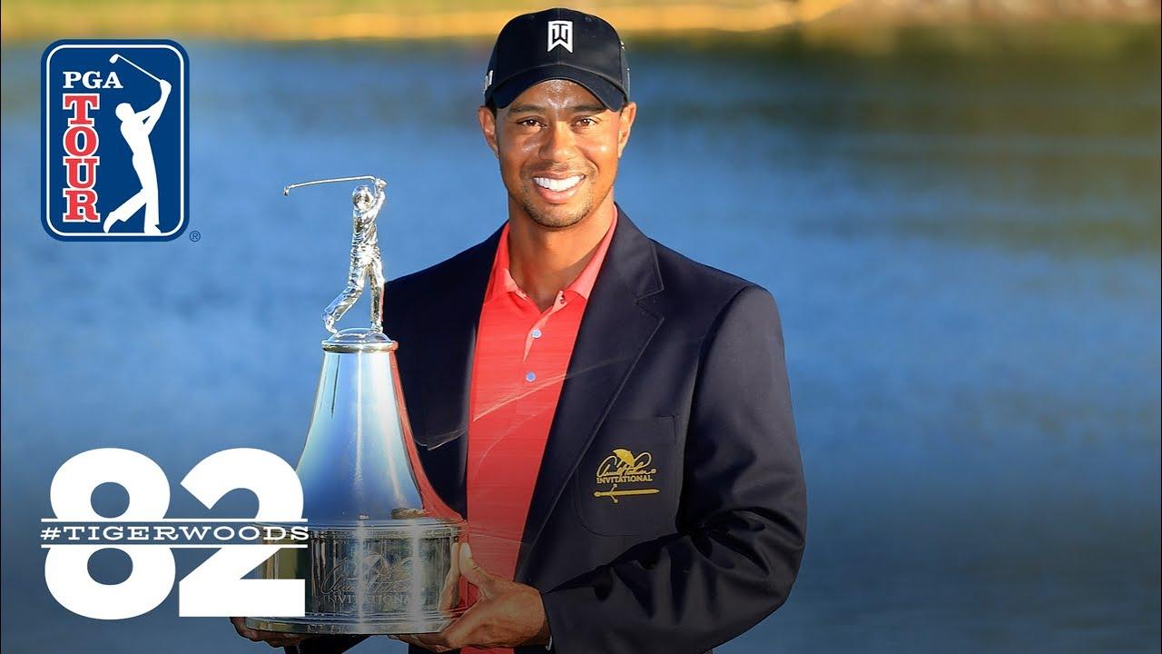 Tiger Woods wins 2012 Arnold Palmer Invitational | Chasing 82