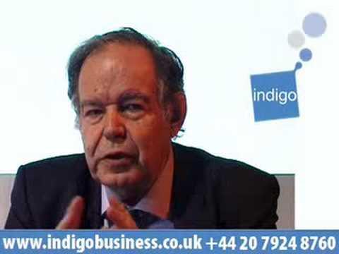 Edward de Bono - discusses the Six Thinking Hats®