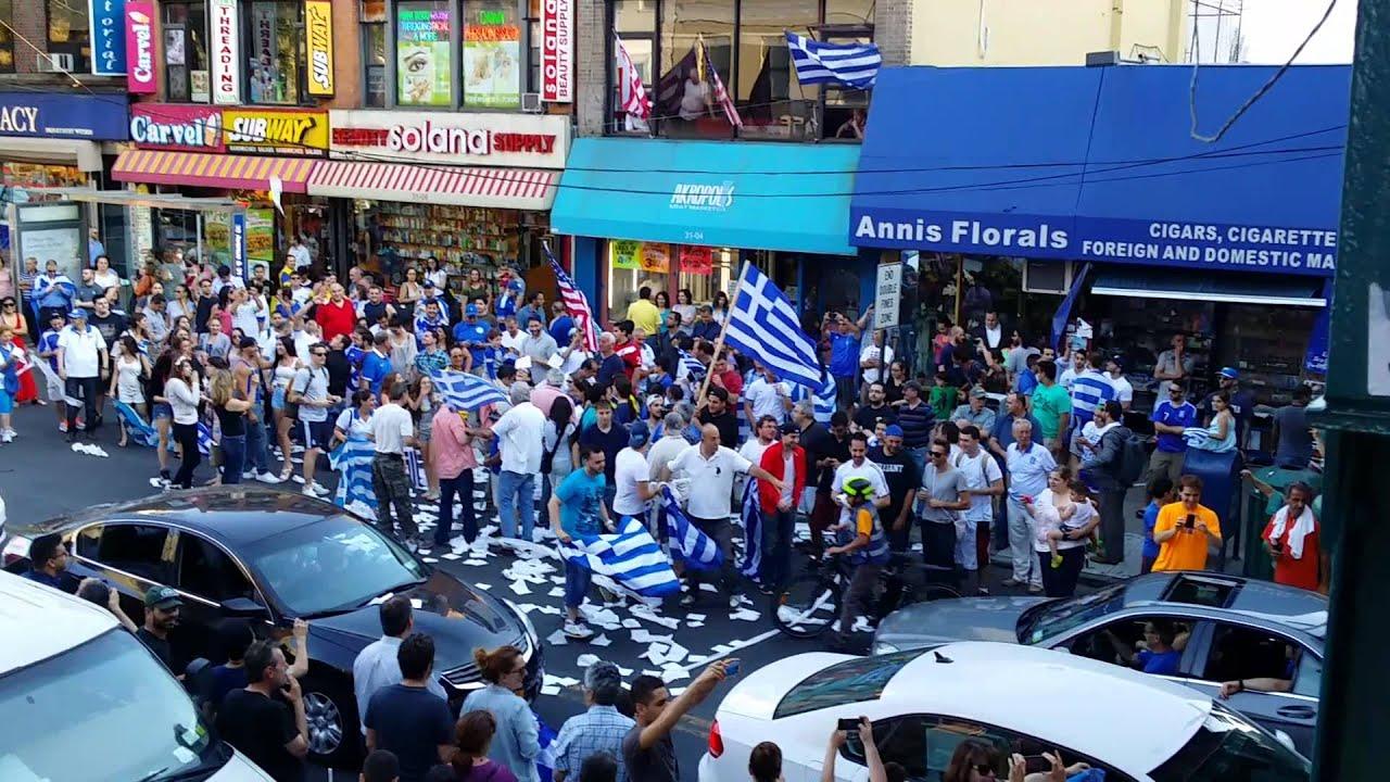 10 ελληνικά μέρη στη Βόρεια Αμερική