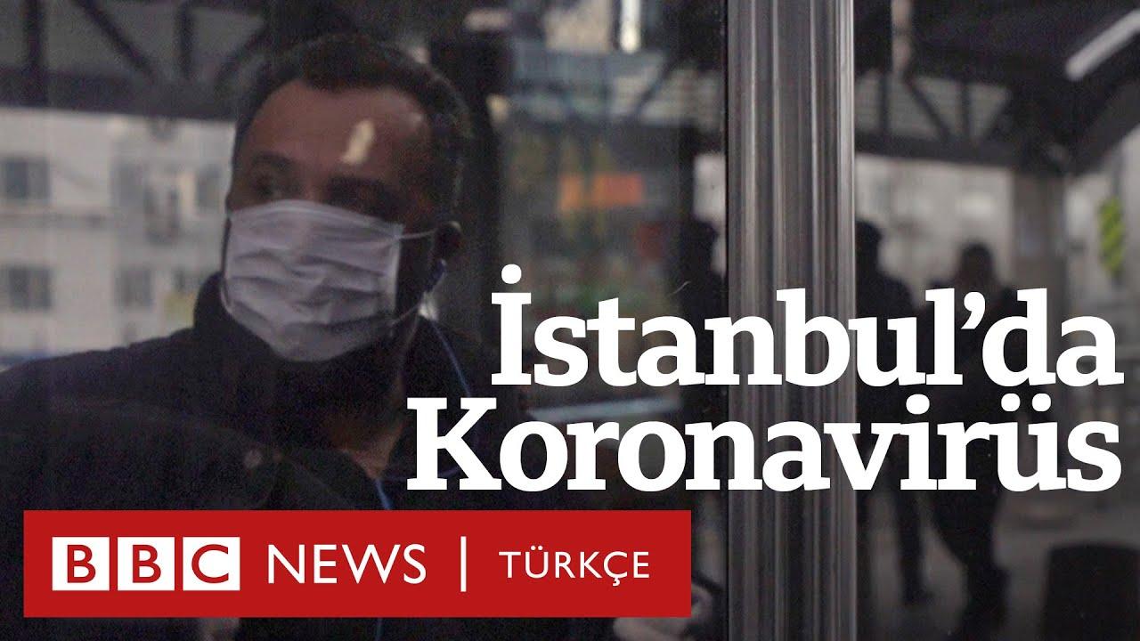 Koronavirüs günlerinde İstanbul