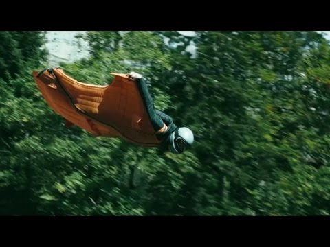 Point Break - Wingsuit Flying Featurette [HD]