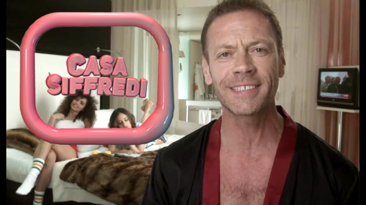Casa siffredi su la5 il reality di rocco siffredi youtube for Programma tv ristrutturazione casa