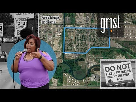 """""""My house is in a Superfund site"""": The story of East Chicago's lead crisis"""