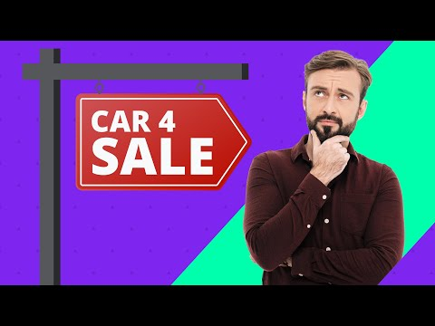 How To Sell A Car Privately (The EASY Way)