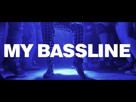 GotSome featuring The Get Along Gang 'Bassline' (Chocolate Puma Remix) Lyric Video