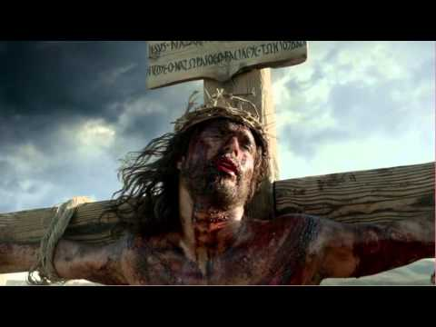 jesus on cross youtube. Black Bedroom Furniture Sets. Home Design Ideas