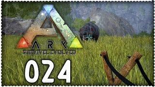 ARK SURVIVAL EVOLVED #024 - Jürgen unser Tier! [German/HD+] ★ Let's Play Ark Survival Evolved
