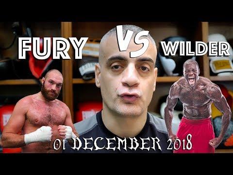 Deontay Wilder vs Tyson Fury l'opinione di Cicalone