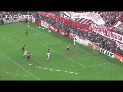 Gol en contra de Soto, San Martín de Tucumán ante Brown de Adrogué