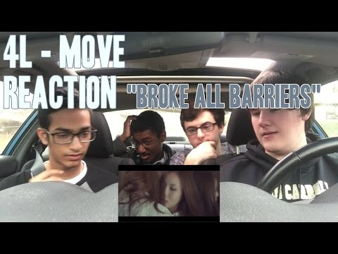 "4L {Four Ladies} - Move MV Reaction (Non-Kpop Fan) ""Broke all Barriers"""