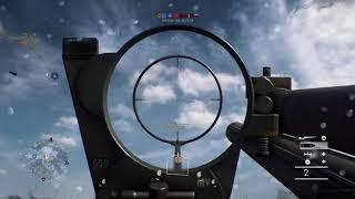 Battlefield 1 BF1 artillery  truck Money shot and super skill