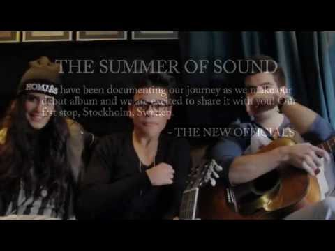 The New Officials : Summer of Sound : Intro