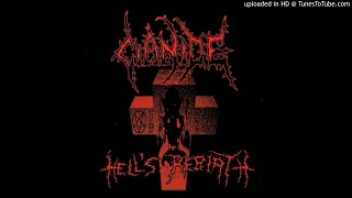 Watch Cianide Death Metal Maniac video