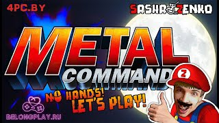 Metal Commando Gameplay (Chin & Mouse Only)