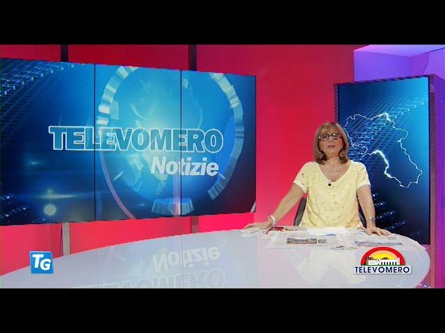 TELEVOMERO NOTIZIE 28 LUGLIO 2020 edizione delle 20 30