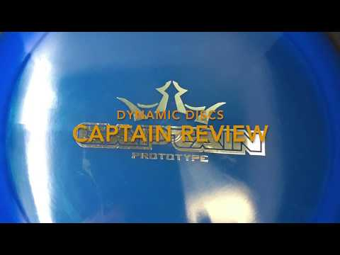 Dynamic Discs Captain Review