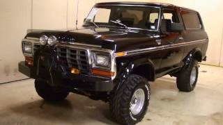 1979 Ford Bronco XLT 4x4
