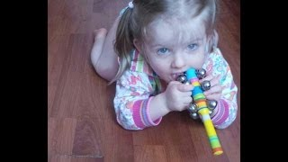 Angelman Syndrome: Lily's Healing Progress April 2013- May 2014