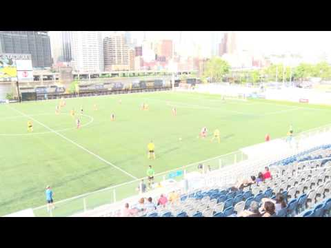 PDL: 1 vs. West Virginia Chaos: 2 7-8-16