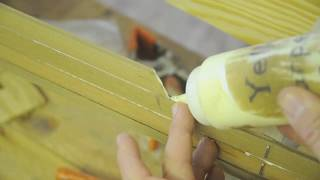 Building a Kayak - Strip-planking the hull