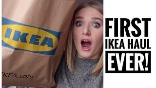 Мои первые покупки в IKEA | Покупки для дома