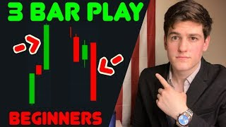 3 Bar Play: How To Trade For Beginners 📊