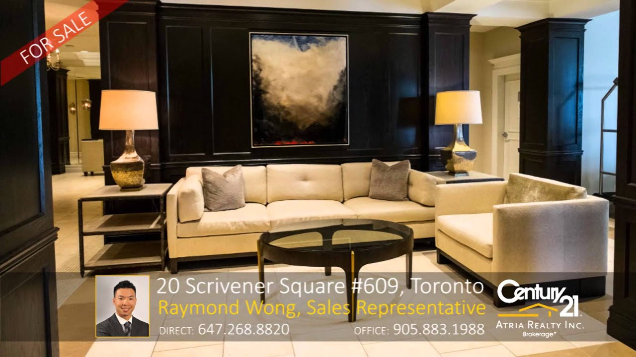 20 scrivener square 609 toronto home for sale by raymond wong sales representative