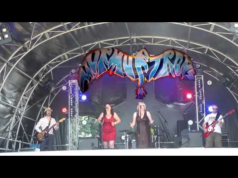 The Murmurtrons - Chilli Song Lewes Live 2015