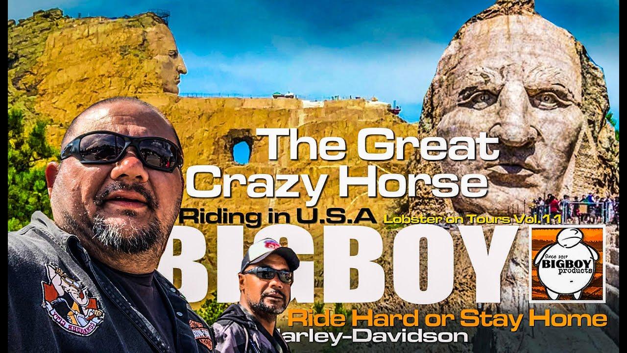 U.S Trip EP.6 ขี่ Harley เข้าเขตอินเดียนแดงพบวีรบุรุษผู้ยิ่งใหญ่ ...